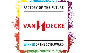 Van Hoecke is crowned Factory of the Future once again!